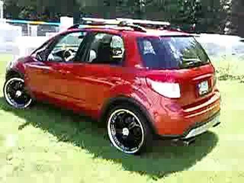 Suzuki Sx Crossover Idler Pulley