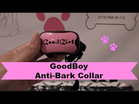 GoodBoy Anti-Bark Collar