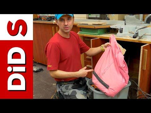 S038. Long life vacuum cleaner bag