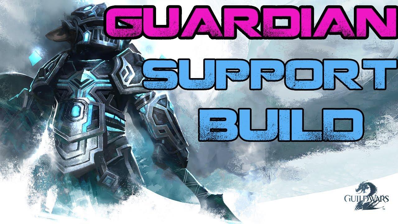 Guild Wars  Guardian Support Build