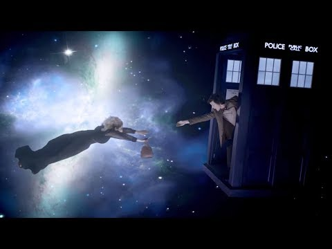 River Songs Escape  The Time of Angels  Doctor Who