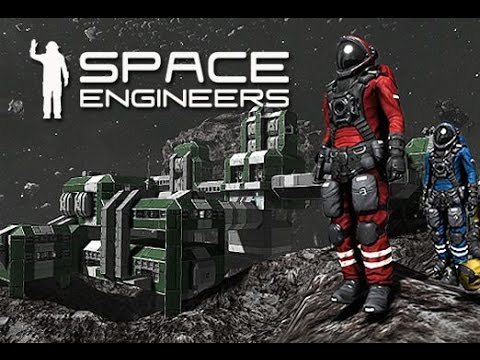 Space Engineers #1 - Pt 5 - Deep Space Mining w/Madcow