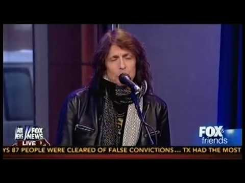 Foreigner, Styx and Don Felder on Fox & Friends