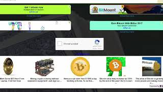 Get free bitcoins and ethereum coins faucat every 30 minutes - multicoinfaucet.com