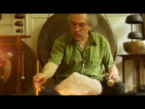Rose Quartz Meditation # 5 ~ 90 min ~ w/ Tibetan Bowls ~