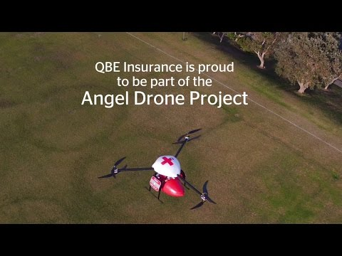 Angel Drone Project