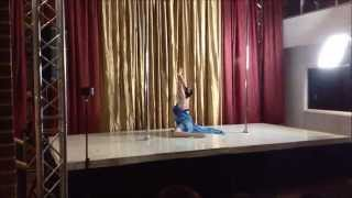 ZIVA: 2015 Pole Dance America Competition Winner