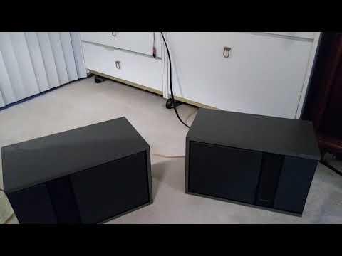 Bose 301 series II music monitor speakers. Horiatis76.com