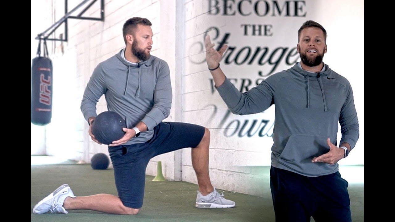 Rotational Power Exercises for Baseball