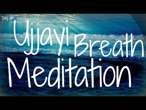 Ujjayi Breath Meditation (Day 66)