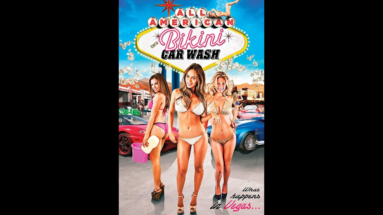 All American Bikini Car Wash Amazon all american bikini car wash -