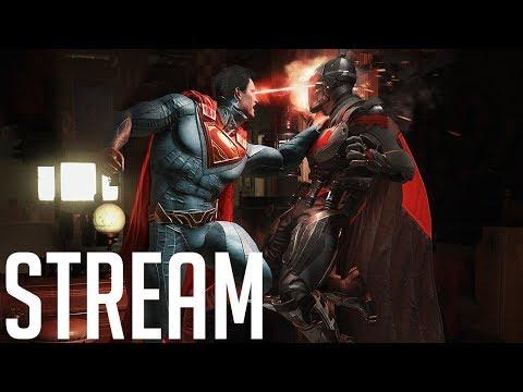 Injustice 2 Stream!