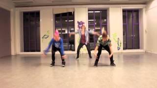 Brandy- Let Me Go choreography by Sonia Felbur