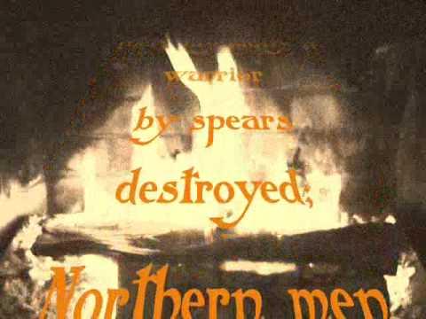 The Battle of Brunanburh (Old English Reading)
