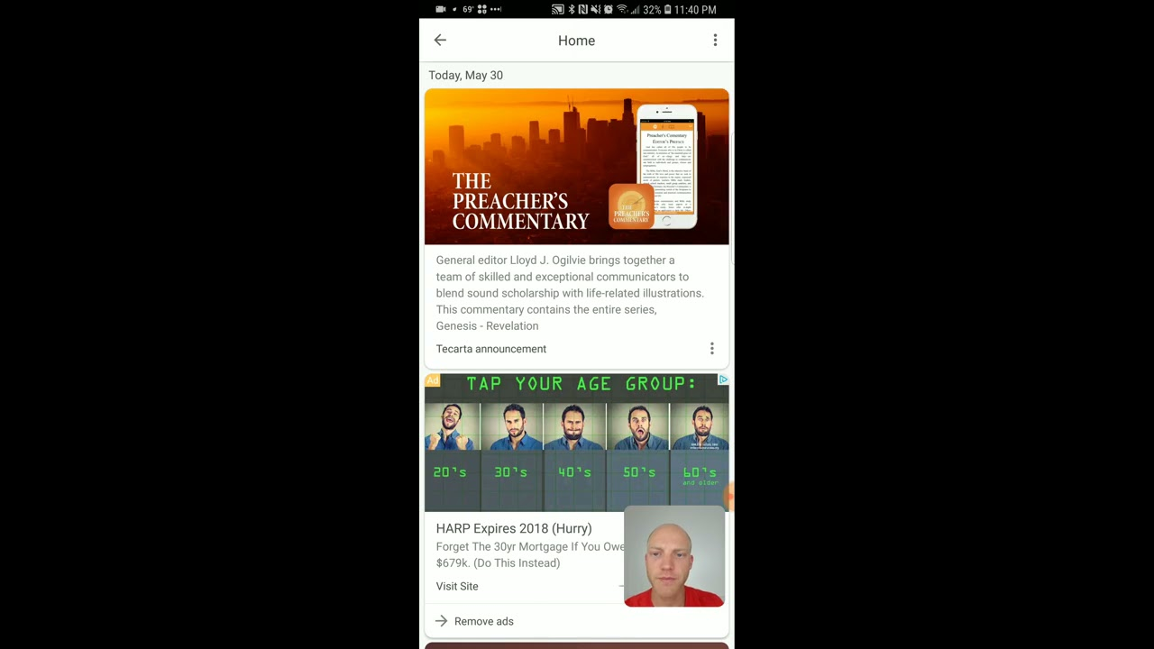 Audio Bible Dramatized Version KJV | Tecarta Bible App [Synchronized Audio  And Text Follow Along]