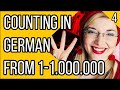 Learn German - Episode 4: How To Count in German