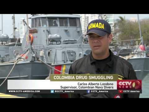Colombia authorities clamp down on illicit international shipping