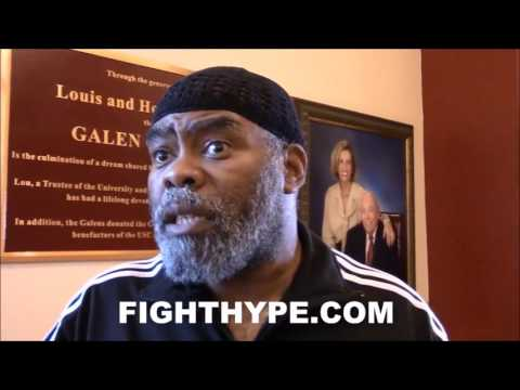 """NAAZIM RICHARDSON SAYS ANDRE WARD SHOULD """"TEAR TRIPLE G'S ASS UP"""" AND THEN RETIRE"""