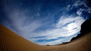 почему в пустыне днем жарко а ночью холодно