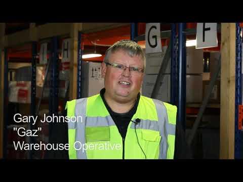 Gaz  | Warehouse Team