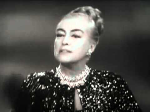 Joan Crawford Interview on Elizabeth Taylor & George Cukor_(360p)