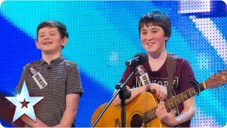 Baixar - Jack And Cormac Sing Little Talks Week 5 Auditions Britain S Got Talent 2013 Grátis