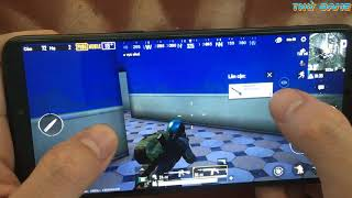 ONEPLUS 6 TEST GAME PUBG MOBILE | CHIP SNAPDRAGON 845 AND 8G RAM.