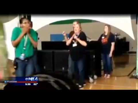 Irving middle school teacher on leave for using N-word