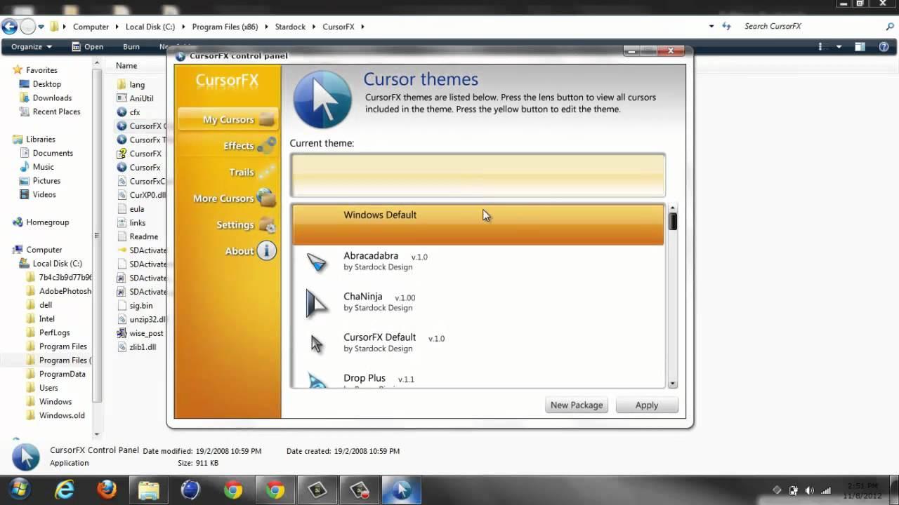 Программа cursorxp скачать