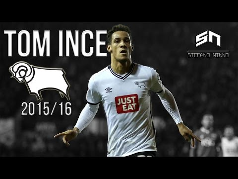 Tom Ince ● Derby County ● 2015/16    HD