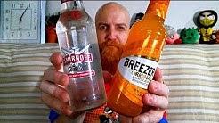 Vlog | SWEET SWEET SWEETNESS! | Smirnoff Ice/Bacardi Breezer [Daily Drink #58]