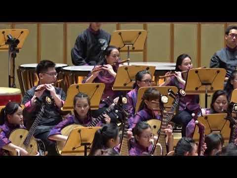 Ayat Ayat Cinta by Marsiling Chinese Orchestra