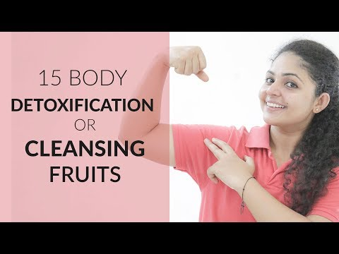 15 Fruit Detox Diet Helps Detoxification of Body Naturally