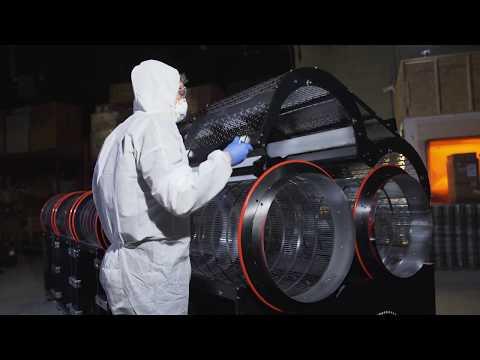 CenturionPro XL Industrial Hemp & Cannabis Trimming Machines