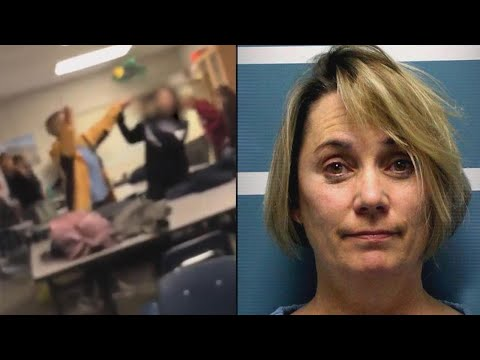 Teacher Who Cut Students Hair While Singing National Anthem Is Arrested