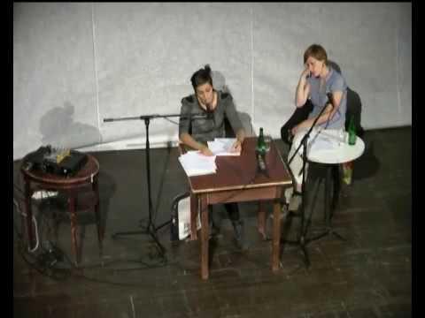 Měsíc autorského čtení / Miesiąc spotkań autorskich 2011 : Bianka Rolando (Brno)