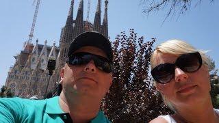 Мы в Испании Барселона ПортАвентура Салоу Barcelona PortAventura Salou(В этом видео небольшой обзор о нашей поездке в Испанию в июле 2015 года. Мы посетили прекрасный город Барселон..., 2017-01-07T13:29:20.000Z)