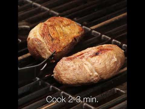 Grilling Duck Breast Quack Hack