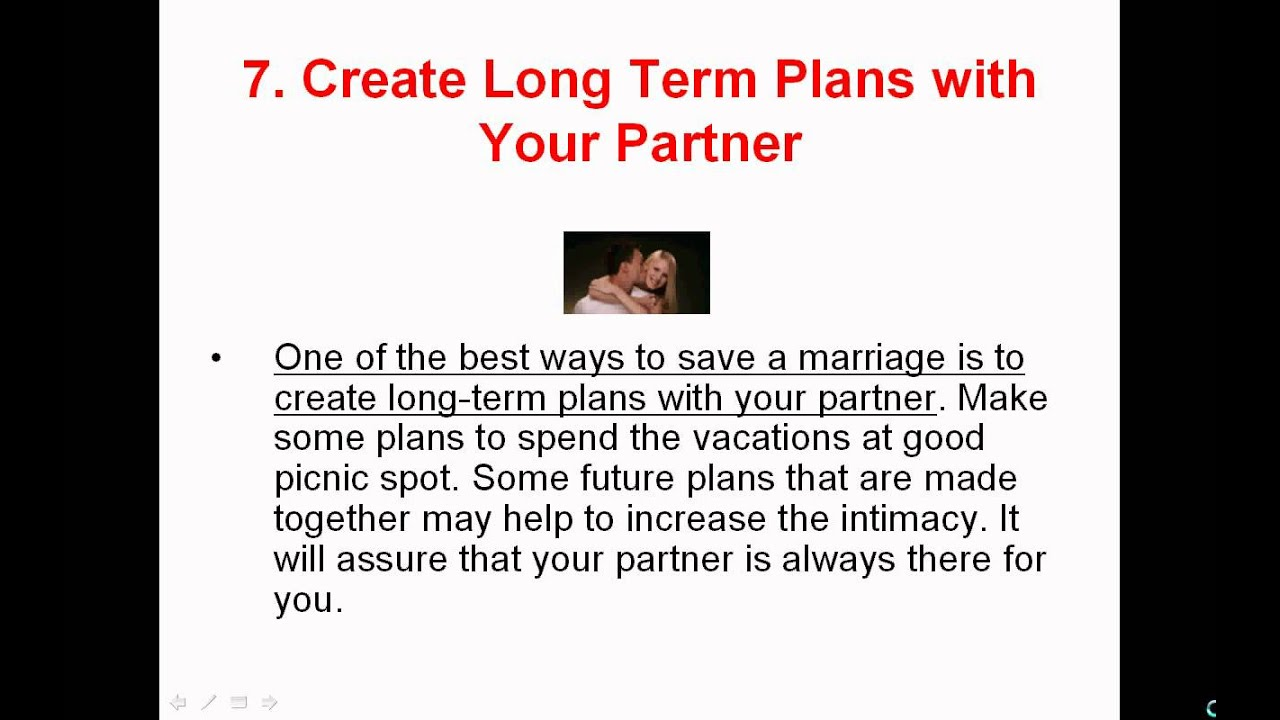 what are your future plans after marriage