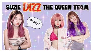 Suzie Tung MV Dizz The Queen Team Và Phản Ứng Của Ohsusu || DIZZNEYLAND - Suzie X NhatNguyen MV