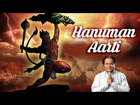 Aarti Kije Hanuman Lala Ki - Anup Jalota   Hanuman Aarti   Times Music Spiritual
