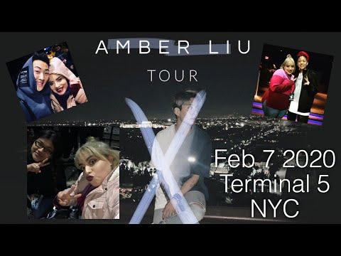 Amber Liu Tour X Feb 7, 2020 at Terminal 5 NYC