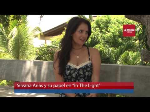 Silvana Arias la actriz de Telemundo habló con LA PRENSA