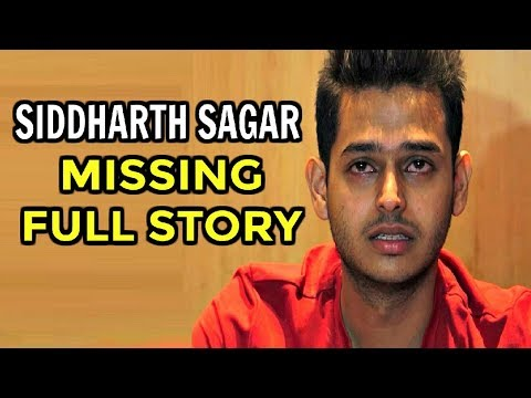 Siddharth Sagar Missing Full Story - Press Conference