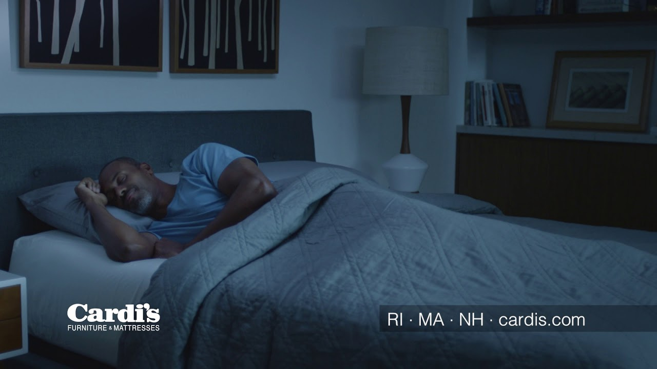 Get Your New Sleep Set At Cardi S Furniture Mattresses Youtube