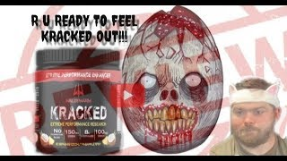 KRACKED PRE WORKOUT HONEST REVIEW! | DO YOU FEEL KRACKED OUT!? Thumb