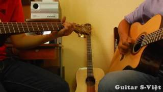 GUITAR S VIỆT - Canon in C