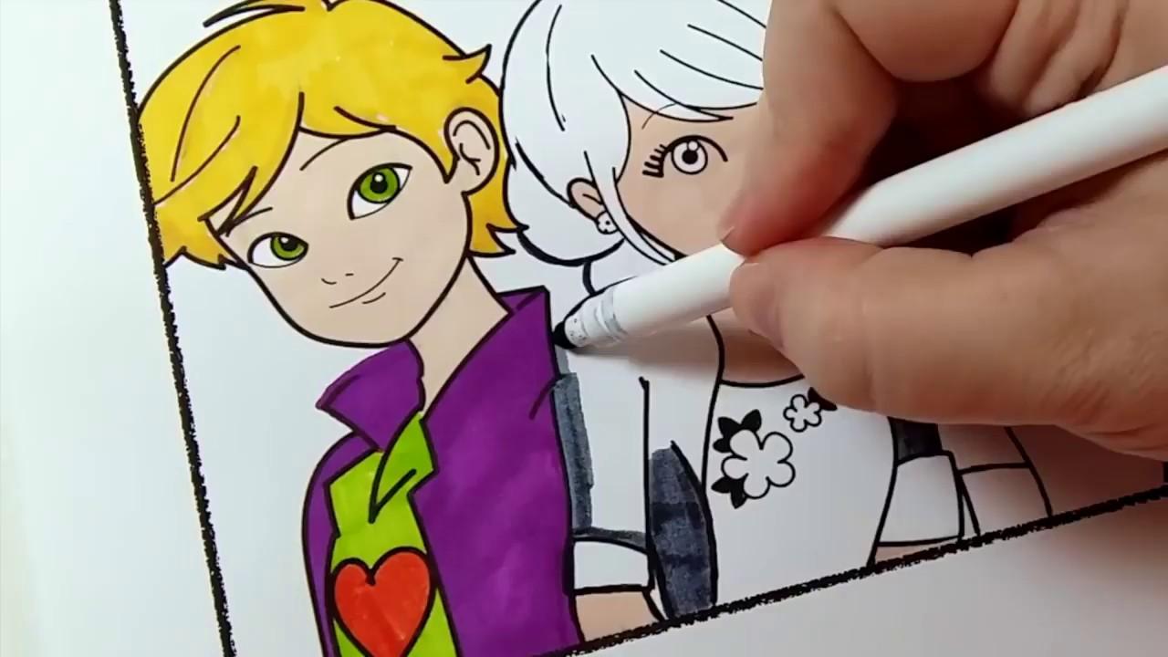Miraculous Ladybug 2 Temporada Cor Kids Desenhos Para Colorir