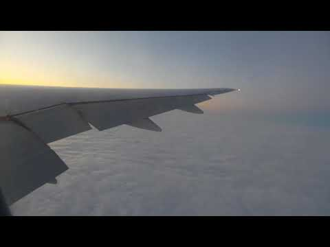 Atterrissage air France