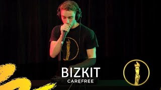 Bizkit   Carefree   Live in Studio Performance   American Beatbox